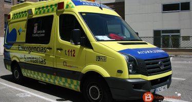 Tres heridos tras la salida de un turismo a las afueras de Tábara