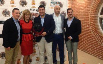 La ABTE premiada por la Asociación Toro Enmaromado de Yuncos