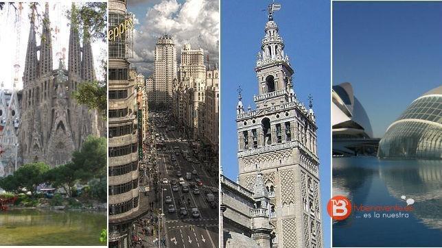 Cu les son los mejores destinos para el a o 2017 - Cual es la mejor ciudad de espana ...