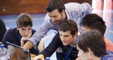 750 estudiantes de Castilla y León participan en un programa educativo