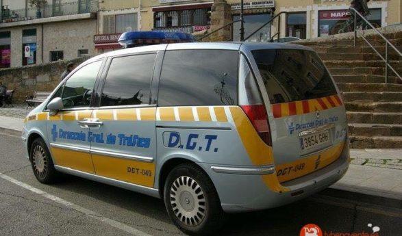Comienza la campaña de control de velocidad en el casco urbano de Benavente