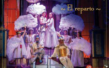 """Aladín, un musical genial"" llega al Teatro Reina Sofía de Benavente"