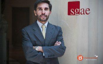 El zamorano Luis Felipe Palacios, nuevo director general de la SGAE
