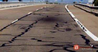 Numerosas quejas por el mal estado del tramo Benavente-León de la A-66