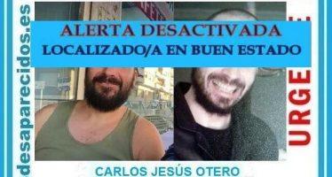 Localizado en buen estado Carlos Jesús Otero desparecido en Benavente