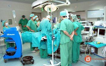 La lista de espera quirúrgica desciende en el último trimestre en más de 3.800 pacientes