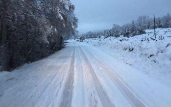 Previsión de nevadas para el miércoles en Zamora de hasta 8 centímetros