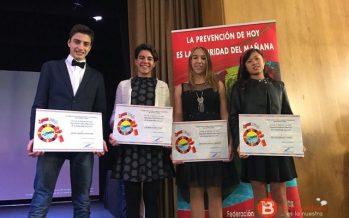 Cuatro deportistas del Club Salvamento Benavente premiados por la Federación de Castilla y León