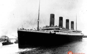 ¿Y si el Titanic no se hundió por culpa de un iceberg?
