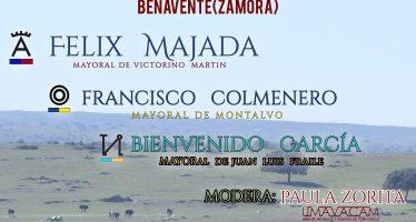 """Charla coloquio """"El Mayoral, tan imprescindible como discreto"""" organizado por la ABTE"""