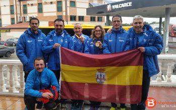 El Club Benavente Atletismo consigue la Medalla de Oro, Plata y Bronce