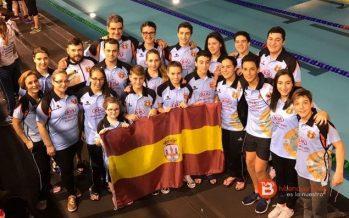 Salvamento Benavente subcampeón absoluto de Castilla y León en la general