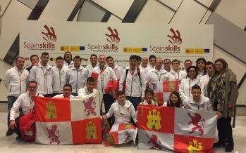 """15 estudiantes de FP representarán a Castilla y León en """"SpainSkills 2017"""""""