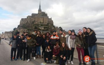 GALERÍA: Los alumnos del IES Los Sauces realizan un viaje para conocer Francia