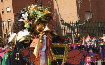 GALERÍA: El Colegio Las Eras representa el Carnaval de Julio Verne