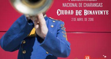 """VI Concurso Nacional de Charangas """"Ciudad de Benavente"""" el 22 de abril"""