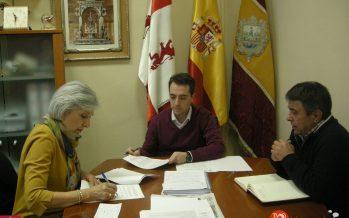 El Ayuntamiento firma un convenio con la AECC Junta Local de Benavente