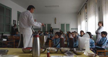 """VIDEO: El Ermitaño participa en el Programa de """"Desayunos Saludables"""""""