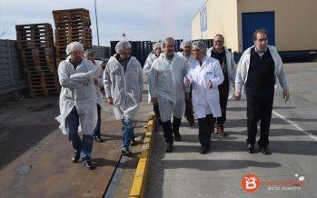 La fábrica de Leche Gaza duplicará su producción hasta 100 millones de litros de leche
