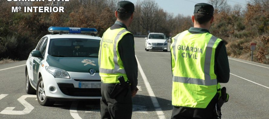 Dos detenidos por el robo de un vehículo en Benavente