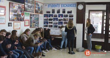 Un grupo de 22 holandeses de intercambio visitan Benavente