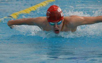 Iván Romero nadará este fin de semana en el Campeonato de España