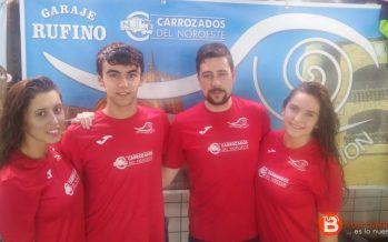 Iván Romero se proclama triple Campeón de Castilla y León