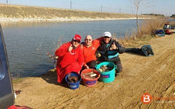 El CD de Pesca de Benavente celebra la 3ª Fase de la Liguilla de Invierno