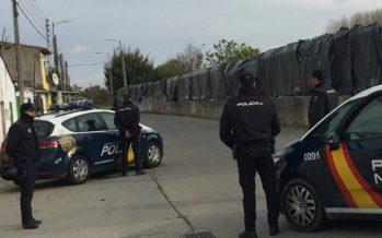 Incautados 300 gramos de heroína a dos jóvenes en Zamora