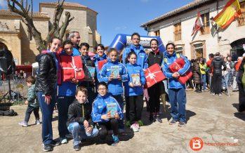 El Club Benavente Atletismo continúa mejorando sus marcas