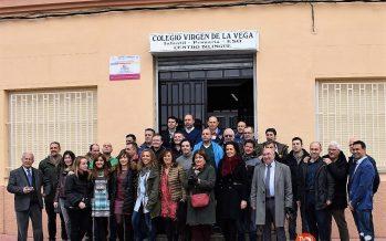 La promoción de alumnos de 1992 del Colegio Virgen de la Vega celebró su 25 Aniversario