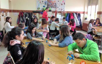 """GALERÍA: El Colegio """"Virgen de la Vega"""" trabaja la inteligencia emocional"""