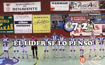 El Universidad de Valladolid no se fió hasta el final del Caja Rural