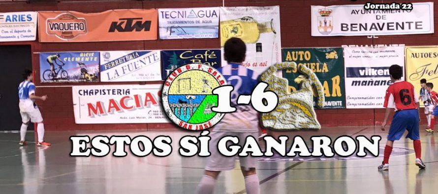 El Chapistería Macías vengó al Vilken Mañanes ganando al San José