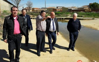 Finalizadas las obras de limpieza del río de la Vega y arroyo de los Lobos en Cerecinos