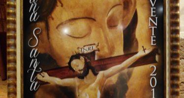 Presentado el cartel que representará la Semana Santa 2017 de Benavente