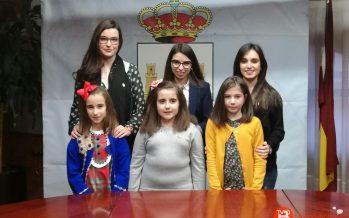 Representantes de la Juventud y la Infancia de Benavente 2017
