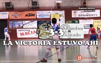 Chapistería Macías pierde una ocasión de oro de sumar una nueva victoria