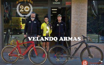 """Sixto Vaquero recibe a sus """"compañeras"""" de temporada de La Casa de La Bici"""