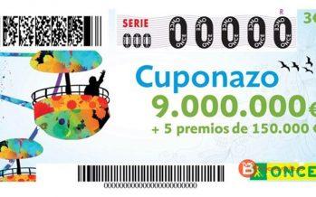 El Cuponazo de la ONCE reparte 250.000 € en la provincia de León