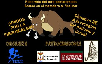 XIII Carrera Toro Enmaromado 2017 por la Asociación de Fibromialgia