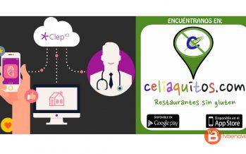 'ClepIO' y 'Celiaquitos' ganadoras del premio 'Mejor App Sanitaria 2016'