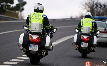 Un conductor circula en sentido contrario bajos los efectos del alcochol y las drogas