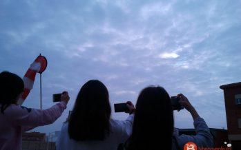 """GALERÍA: """"Entendiendo las nubes"""" para el Día Meteorológico Mundial"""