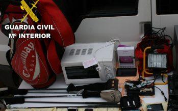 Detenido un joven de Benavente como supuesto autor de cinco delitos de robo con fuerza