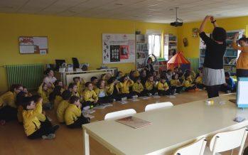 GALERÍA: El Colegio Virgen de la Vega fomenta la lectura en las XIX Jornadas Literarias