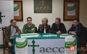 """Presentada la IV Marcha """"Maroma Solidaria"""" en favor de la AECC de Benavente"""