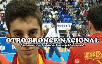 Salvador Rodríguez se trae un bronce del Campeonato de España para Benavente