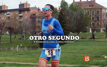 Segundo puesto para Teresa Herráez en el Duatlón de Laguna de Duero