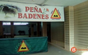La Peña Badenes ha inaugurado su nuevo local para las fiestas